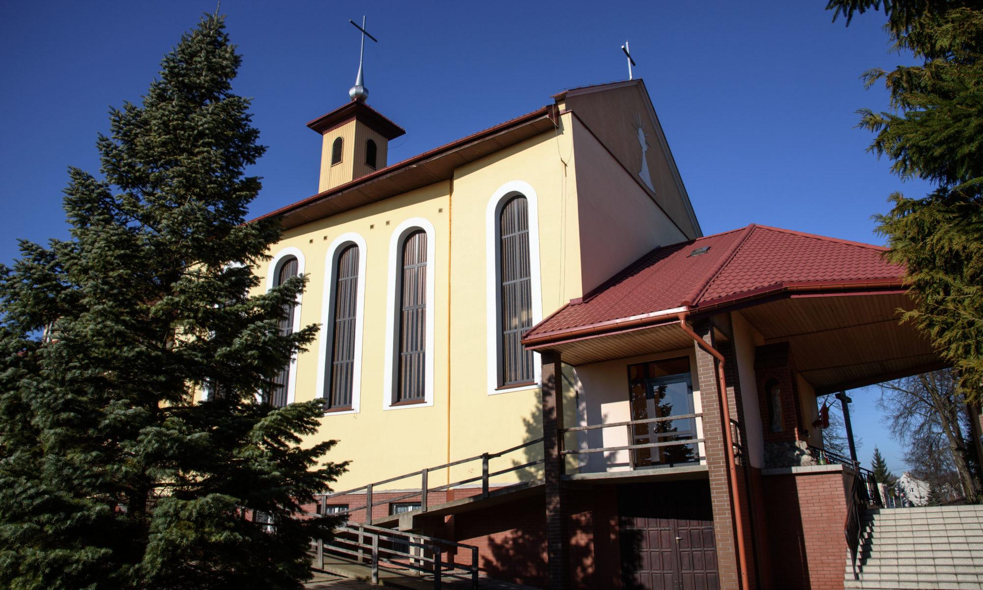 Parafia Rzymskokatolicka p.w. bł. Michała Kozala B.M. w Morągu